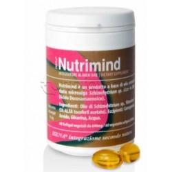 Cemon Nutrimind Integratore con Omega 3 60 Capsule
