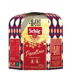 Schar Panettone Senza Canditi e Senza Glutine 420g