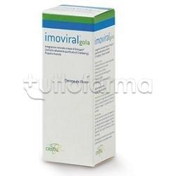 Cristalfarma Imoviral Gola per Benessere della Gola 20ml