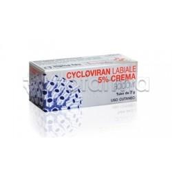 Cycloviran Labiale Crema 2 gr. 5% per Herpes Labiale