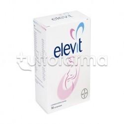 Elevit 30 Compresse Rivestite Multivitaminico per Gravidanza e Allattamento
