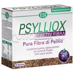 Esi Psylliox 20 Bustine Regolatore Intestino per Stitichezza