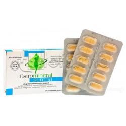 Estromineral Serena 20 Compresse Integratore per Disturbi Menopausa
