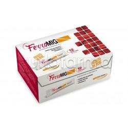 Ferromig 12 Bustine 15 ml Integratore di Ferro