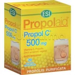 Esi Propolaid Propol C Effervescenti 500mg