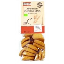Fior Di Loto Biscotti Cuori Di Mais Alimento Biologico 250g