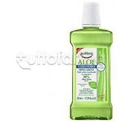 Equilibra Aloe Collutorio Tripla Azione 500ml