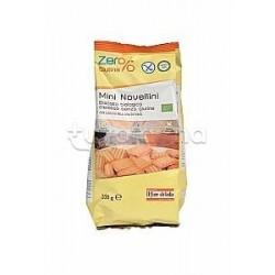 Fior Di Loto Biscotti Mini Novellini Zero Glutine Dolciume Biologico 200g