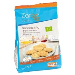 Fior Di Loto Biscotti Zero Latte Al Farro 250g