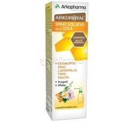 Arkopharma Spray Sollievo per la Gola 30ml