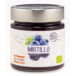 Fior Di Loto Composta Marmellata Ai Mirtilli Alimento Biologico 250g.