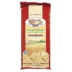 Fior Di Loto Crackers  Al Farro Alimento Biologico 280g