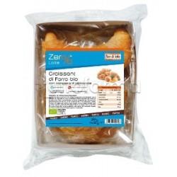 Fior Di Loto Croissant Di Farro All'Albicocca Alimento Biologico 4x50g.