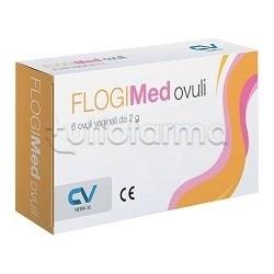 Flogimed Ovuli per Infiammazioni Vaginali 6 Ovuli
