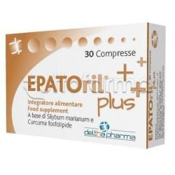 Epatoril Plus Integratore per il Fegato 30 Compresse