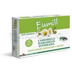 Eumill Gocce Oculari Rinfrescanti e Lenitive 20 Flaconcini Monodose