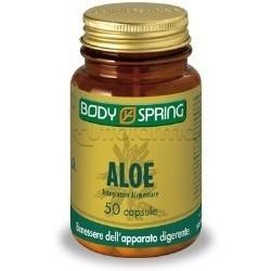 Body Spring Aloe Vera 50 Capsule per Apparato Digerente