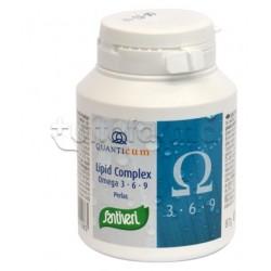 Lipid Complex Integratore per Controllo Del Colesterolo 125 perle