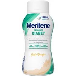 Meritene Resource Diabet Alimento Iperproteico 28 Vitamine Gusto Vaniglia 200ml