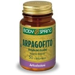 Body Spring Arpagofito (Artiglio del Diavolo) Integratore Alimentare 50 Compresse