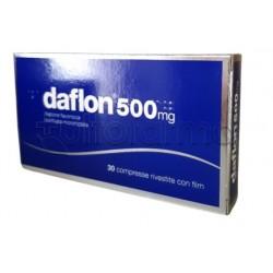 Daflon 500 30 Compresse 500 Mg