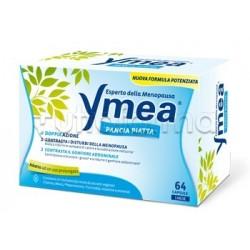 Ymea Pancia Piatta Integratore per la Menopausa 64 Capsule