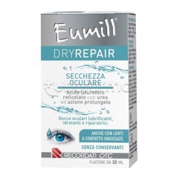 Eumill dryrepair gocce oculari 10ml