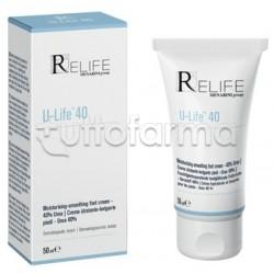 Relife U-Life Crema Levigante Piedi 50ml