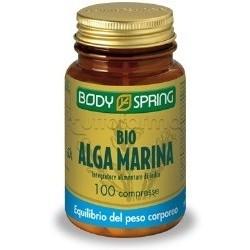 Body Spring Bio Alga Marina Integratore Dimagrante 100 Compresse