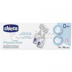 Chicco PhysioClean Soluzione Fisiologica 10 Pezzi