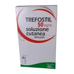 Trefostil Soluzione Cutanea contro Caduta dei Capelli 5% Minoxidil