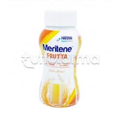 Nestlè Meritene Frutta Drink Proteico Gusto Arancia 200ml
