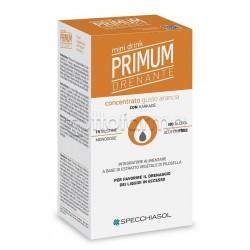 Specchiasol Primum Drenante Mini Drink Integratore Drenante 15 Bustine Gusto Arancia