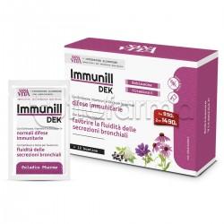 Sanavita Immunil Dek Integratore per Difese Immunitarie 12 Bustine