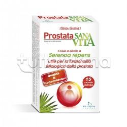 Sanavita Prostata Integratore per Prostata 15 Capsule