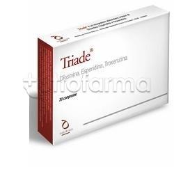 Omikron Triade Integratore per Insufficienza Venosa 30 Compresse