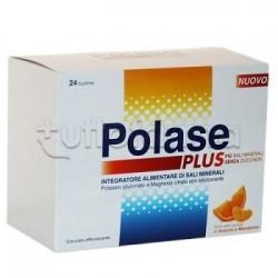 Polase Integratore Magnesio e Potassio 24 Bustine