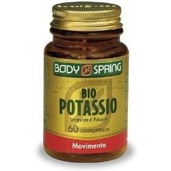 Body Spring Bio Potassio Integratore Sistema Nervoso 60 Compresse