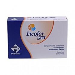 Licofor Plus Integratore per Vista 30 Capsule