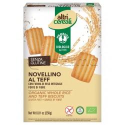 Probios Altri Cereali Novellino al Teff Senza Glutine 250g