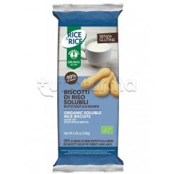 Probios Rice&Rice Biscotti di Riso Solubili Senza Glutine 120g