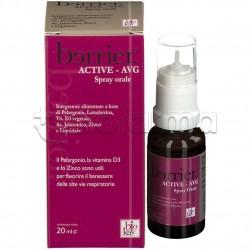 Berrier Active-Avg Integratore per Difese Immunitarie Spray 20ml