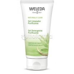 Weleda Naturally Clear Gel Detergente Purificante Viso 100ml