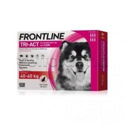 Frontline Tri-Act Antiparassitario per Cani 40-60Kg 6 Pipette
