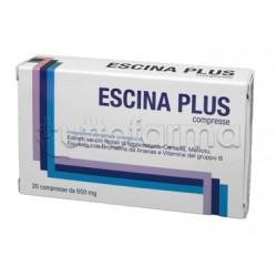 Escina Plus Integratore Antinfiammatorio