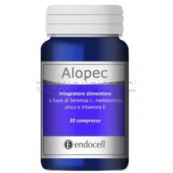 Alopec Endocell Integratore Per Alopecia 30 Compresse