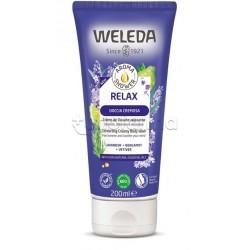 Weleda Aroma Shower Relax Bagno Doccia Rilassante 200ml