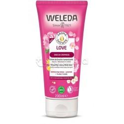 Weleda Aroma Shower Love Bagno Doccia Delicato 200ml