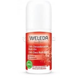 Weleda Deodorante Roll-On 24 Ore al Melograno 50ml