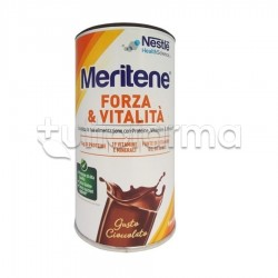 Nestlè Meritene Protein con Proteine e Vitamine 270g Gusto Cioccolato